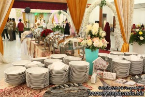 Buffet Wedding di Sopo