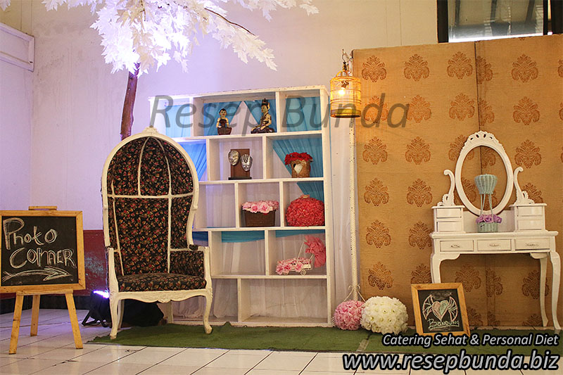 Photo Booth Catering Pernikahan