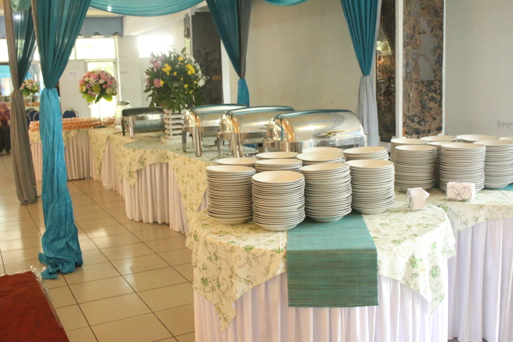 Buffet Resep Bunda Catering Wedding