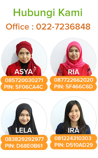 Customer Service Resep Bunda Catering