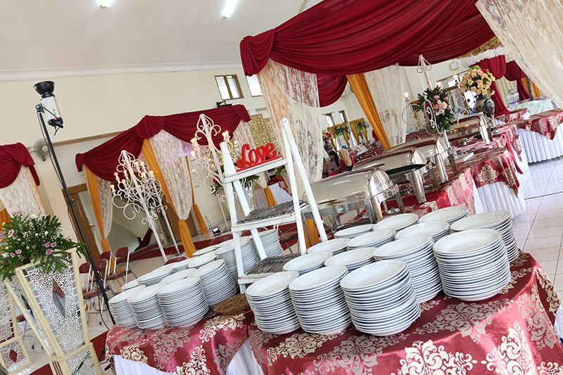 Buffet Wedding