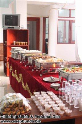 Parasmanan di PT Sangkuriang Internasional dari Catering Resep Bunda