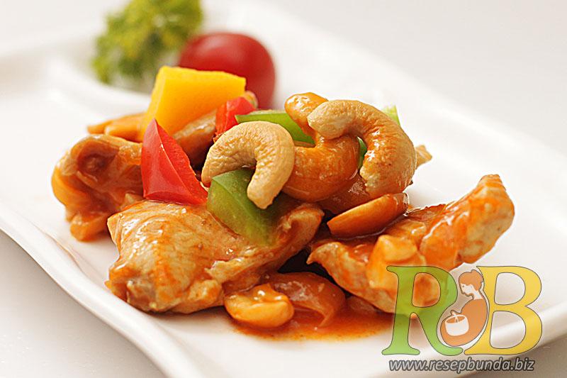 Menu Ayam Kungpao