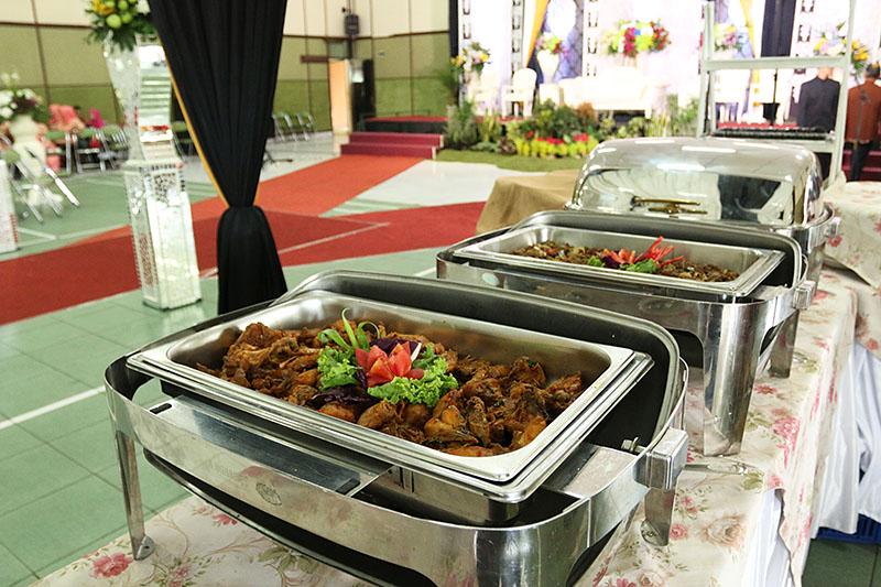Buffet Wedding