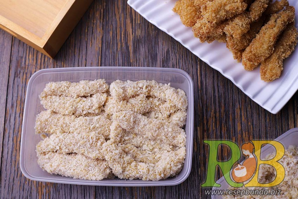 Paket Masak Ala Chef - Fish Finger