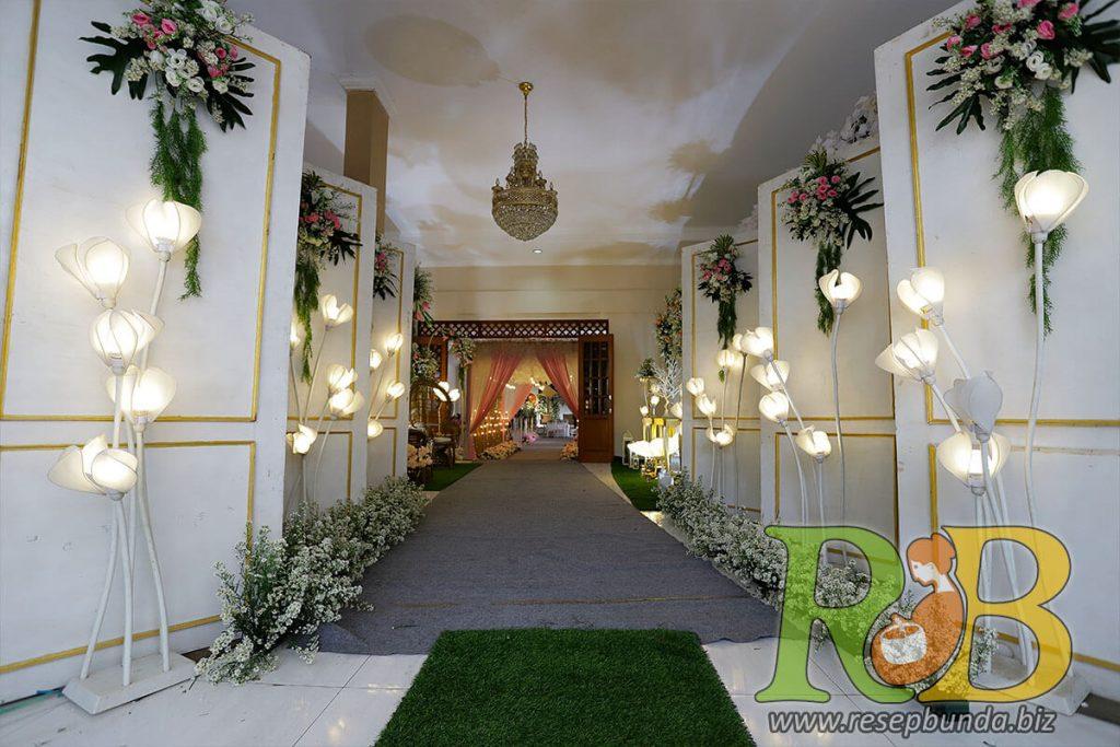 Paket Dekorasi Pernikahan